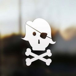 Family Mom sticker pirate